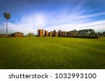 ancient jesuit ruins of the... | Shutterstock . vector #1032993100