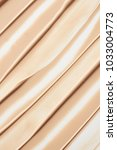 texture of liquid foundation | Shutterstock . vector #1033004773