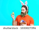 Happy Easter Concept. Nice Kin...
