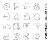 simple ui icons for app  sites  ...