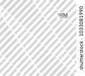 background of gray diagonal... | Shutterstock .eps vector #1033081990