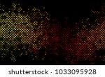 dark yellow  orange vector... | Shutterstock .eps vector #1033095928