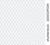 isometric grid seamless pattern.... | Shutterstock .eps vector #1033109104