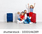 concept travel and tourism.... | Shutterstock . vector #1033146289