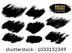vector large set different... | Shutterstock .eps vector #1033152349