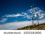 Mountain Top Weather Station...