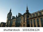 aberdeen  scotland   12...   Shutterstock . vector #1033206124