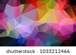 abstract geometric backgrounds... | Shutterstock .eps vector #1033212466