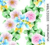 abstract elegance seamless...   Shutterstock .eps vector #1033217884