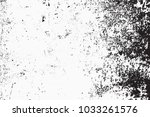 grunge background. scratched... | Shutterstock .eps vector #1033261576