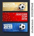 football 2018 world... | Shutterstock .eps vector #1033289668