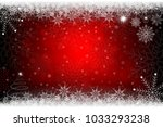 christmas red design with...   Shutterstock .eps vector #1033293238
