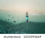 aerial view. top view of thai... | Shutterstock . vector #1033393669