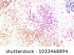 light blue vector red pattern... | Shutterstock .eps vector #1033468894