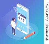 mobile  web development...