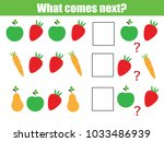 what comes next educational... | Shutterstock .eps vector #1033486939