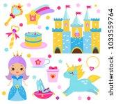 Children Princess Party Design...