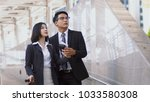 close up the asian young...   Shutterstock . vector #1033580308