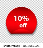 tag  discount sticker isolated... | Shutterstock .eps vector #1033587628