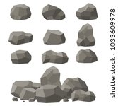 Rocks And Stones Set  Single O...