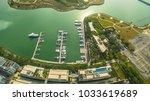 puteri harbour iskandar puteri  ... | Shutterstock . vector #1033619689