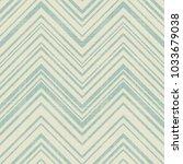 seamless striped pattern in... | Shutterstock .eps vector #1033679038