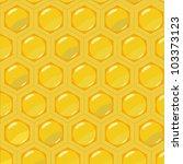 honeycomb | Shutterstock . vector #103373123