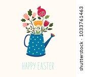 vector illustration with... | Shutterstock .eps vector #1033761463