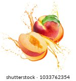 Peaches In Juice Splash...