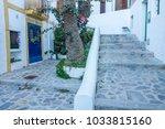 ibiza  eivissa  spain  january... | Shutterstock . vector #1033815160