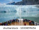 glacier bay  alaska   september ... | Shutterstock . vector #1033859656