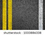 asphalt road background   Shutterstock . vector #1033886338