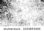 an abstract halftone texture.... | Shutterstock .eps vector #1033893400
