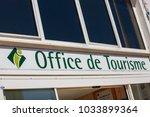 la rochelle  france   august 22 ... | Shutterstock . vector #1033899364