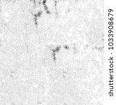 grunge black white. texture of... | Shutterstock . vector #1033908679