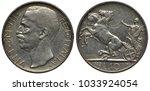 Italy Italian Silver Coin 10...