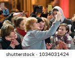 berlin  germany   february 23 ... | Shutterstock . vector #1034031424