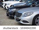 warsaw  poland   august  18 ... | Shutterstock . vector #1034042200