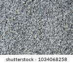 grey granite background. stonet ... | Shutterstock . vector #1034068258
