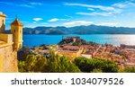 elba island  portoferraio... | Shutterstock . vector #1034079526