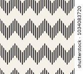 vector seamless zigzag line...   Shutterstock .eps vector #1034083720
