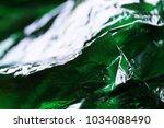 green abstract texture blur... | Shutterstock . vector #1034088490