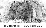 mosaic abstract background with ... | Shutterstock .eps vector #1034106286