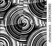 abstract grunge grid stripe... | Shutterstock . vector #1034133880