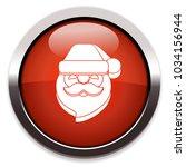 santa flat icon | Shutterstock .eps vector #1034156944
