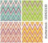 modern zigzag chevron pattern...   Shutterstock .eps vector #103423130