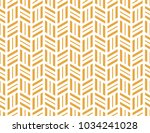 abstract geometric pattern with ... | Shutterstock .eps vector #1034241028