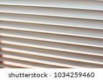 blurring of curtain  roller...   Shutterstock . vector #1034259460