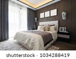 design and decoration of modern ... | Shutterstock . vector #1034288419