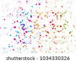 vector colorful background... | Shutterstock .eps vector #1034330326